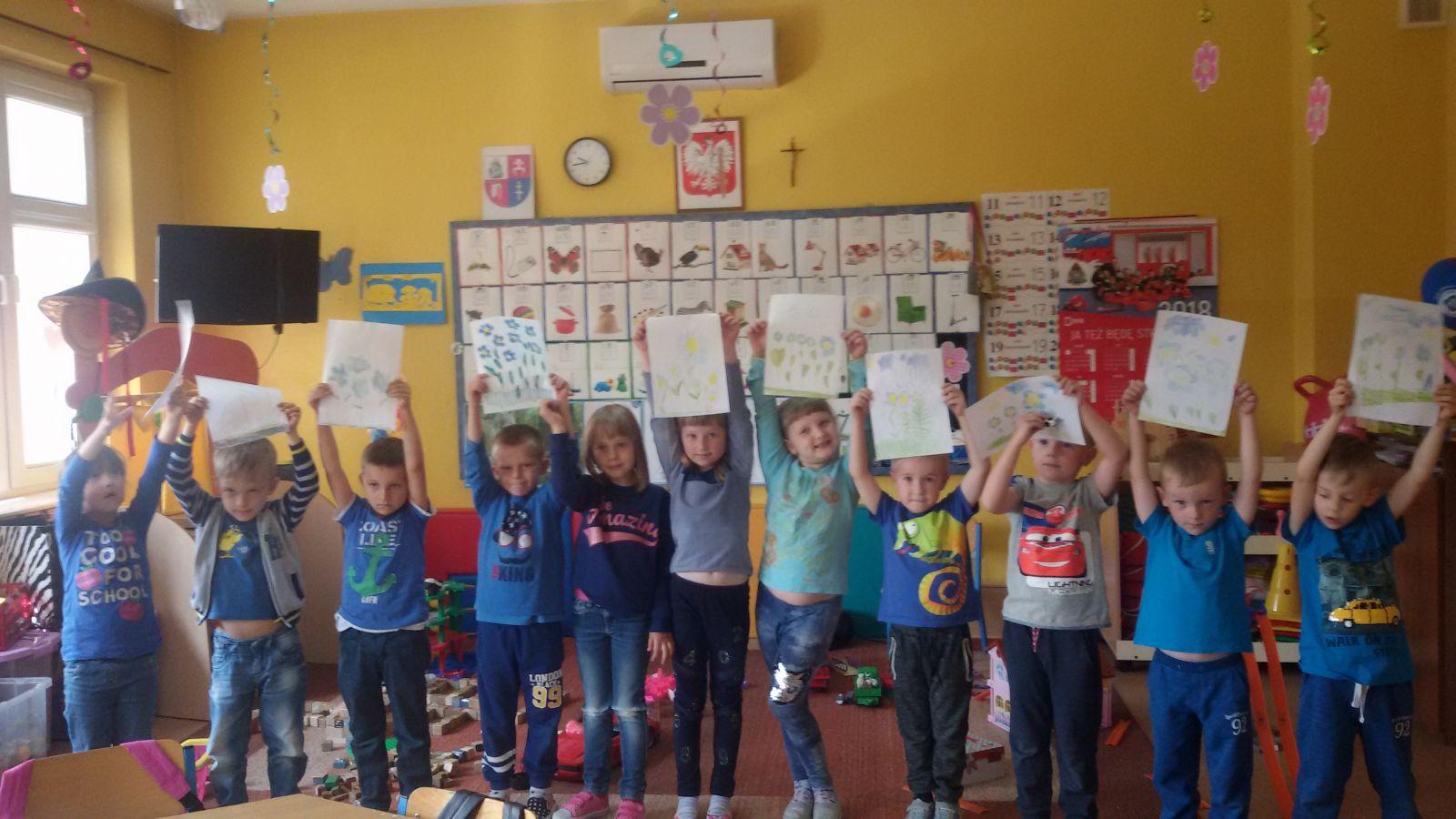 Dzień Niezapominajki Szkoła Podstawowa W Szczukowskich Górkach